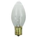 Sunlite 01315-SU 7C9/CL 7 Watt C9 Lamp Intermediate (E17) Base, 25 Pack