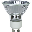 Sunlite 03233-SU 50MR16/CG/GU10/FL/120V 50 Watt MR16 Mini Reflector Halogen Bulb, GU10 Base