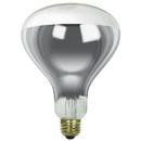 Sunlite 03697-SU 375 Watt R40 Heat Lamp Light Bulb, Medium Base, Clear