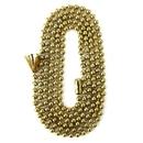 Sunlite 04000-SU E170 Brass Beaded Chain