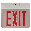 Sunlite 04219-SU EXIT/EDGE/SU/2RF/MI/AL/EM/NYC LED New York Approved Edge Lit Emergency Sign
