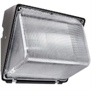 Sunlite 04930-SU WPS50MH 50 Watt Metal Halide Wall Pack, Bronze Powder Finish, Clear High Impact Polycarbonate Lens