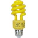 Sunlite 05503-SU SM13/Y 13 Watt T3 Lamp Medium Base Yellow