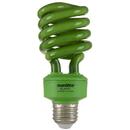 Sunlite 05512-SU SL24/G 24 Watt Colored Spiral, Medium Base, Green