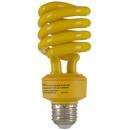 Sunlite 05514-SU SL24/Y 24 Watt Colored Spiral, Medium Base, Yellow