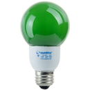 Sunlite 05660-SU SLG9/G 9 Watt Colored Globe, Medium Base, Green
