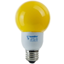 Sunlite 05690-SU SLG9/Y 9 Watt Colored Globe Energy Saving Light Bulb, Medium Base, Yellow