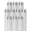 Sunlite 30243-SU F25T8/SP841/10PK 25 Watt T8 High Performance Straight Tube Medium Bi-Pin (G13) Base, 4100K Cool White, 10 Pack