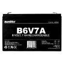 Sunlite 40045-SU B6V7A Emergency Back-Up Battery