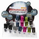 Sunlite 51001-SU Led Rechargeable Mini Flashlight