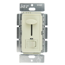 Sunlite 55150-SU E1030/I Slide Dimmer With Led/On/Off Switch, Ivory