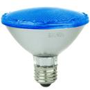 Sunlite 80021-SU PAR30/LED/4W/B LED PAR30 Colored Reflector 4W Light Bulb Medium (E26) Base, Blue