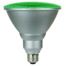 Sunlite 80042-SU PAR38/LED/6W/G LED PAR38 Colored Reflector 6W Light Bulb Medium (E26) Base, Green