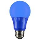 Sunlite 80145-SU Blue Led Light Bulb, Medium Base