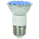 Sunlite 80195-SU JDR/LED/2.8W/B LED JDR MR16 Colored Mini Reflector 2.8W (25W Halogen Equivalent) Light Bulb Medium (E26) Base, Blue