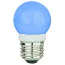 Sunlite 80321-SU G13/LED/1W/B G13 Globe, Medium Base Light Bulb, Blue