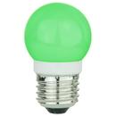 Sunlite 80322-SU G13/LED/1W/G G13 Globe, Medium Base Light Bulb, Green
