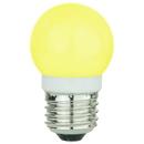 Sunlite 80325-SU G13/LED/1W/Y G13 Globe, Medium Base Light Bulb, Yellow