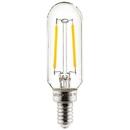 Sunlite 80501-SU T8/LED/FS/1.8W/E12/D/CL/22K/85MM 1.8 Watt T8 Lamp Warm White