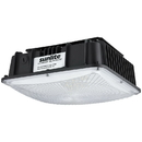 Sunlite 88124-SU LFX/MCM/75W/50K Square LED Canopy Fixture, 5000K - Super White, Bronze Finish