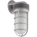 Sunlite 88141-SU LFX/LED/VTA/12W/50K Jar LED Vapor Proof Fixture, 5000K - Super White