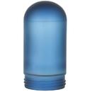 Sunlite 88150-SU RPG/LFX/VT/100/B Blue Frosted VT100\VTA100 Replacement Weather Tight Fixture Glass Globe Bulb