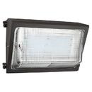 Sunlite 97086-SU LFX/WP/60W/MV/D/50K LED 60W (MH/HPS/HID Replacement) Multi-Volt Outdoor Wallpack Light Fixtures, 5000K Super White