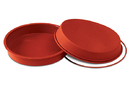 Silikomart 20.120.00.0060 Sft 120 Mould Round - Silicone Mould 200 H 40 Mm