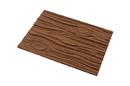 Silikomart 23.057.77.0065 Magic Wood Mat - Silicone Baking Sheet 250X185 H 6 Mm