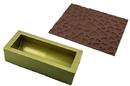 Silikomart 25.072.99.0063 Kit Magic Love- Kit Silicone Mould Buche + Silicone Bakin Sheet Love