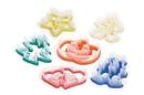 Silikomart 25.100.07.0063 Acc 081 - Set Of 6 Pcs Baby Cutter