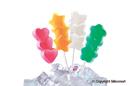 Silikomart 25.570.01.0065 Lik01-Ice Pops - Set 12 Silicone Mould 12X30, 5 Mm