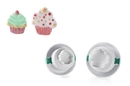 Silikomart 25.964.99.0069 Tag04 Cutter Cup Cakes - 3D Ejector Cutter