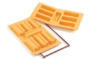 Silikomart 26.114.76.0063 Sf 114 Marsigliese - Silicone Mould 95X35 H 25 Mm