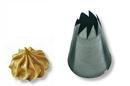 Silikomart 43.348.99.0000 Ba415 - Open Flower Large Stainless Steel Tips For Piping Bag