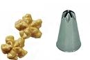 Silikomart 43.352.99.0000 Bx1013 - Stainless Steel Tips For Piping Bag Bx 13 H43 Mm
