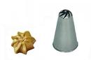 Silikomart 43.353.99.0000 Bx2013 - Stainless Steel Tips For Piping Bag Bx 13 H42 Mm