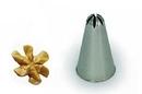 Silikomart 43.355.99.0000 Bx4014 - Stainless Steel Tips For Piping Bag Bx 14 H50 Mm