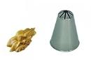 Silikomart 43.357.99.0000 Bx6018 - Stainless Steel Tips For Piping Bag Bx 18 H48 Mm