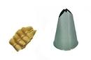 Silikomart 43.365.99.0000 Bx1132 - Stainless Steel Tips For Piping Bag Bx 2 H42 Mm