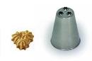 Silikomart 43.372.99.0000 Bx1820 - Stainless Steel Tips For Piping Bag Bx 20 H42 Mm