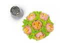 Silikomart 43.430.99.0001 Flower Tube 10 - Stainless Steel Tips For Piping Bag 25 Mm