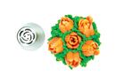 Silikomart 43.476.99.0001 Flower Tube 26 - Stainless Steel Tips For Piping Bag 25 Mm
