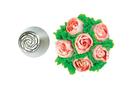 Silikomart 43.481.99.0001 Flower Tube 31 - Stainless Steel Tips For Piping Bag 25 Mm