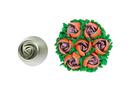 Silikomart 43.487.99.0001 Flower Tube 37 - Stainless Steel Tips For Piping Bag 25 Mm