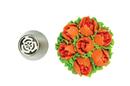 Silikomart 43.495.99.0001 Flower Tube 45 - Stainless Steel Tips For Piping Bag 25 Mm