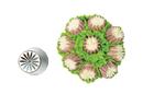 Silikomart 43.498.99.0001 Flower Tube 48 - Stainless Steel Tips For Piping Bag 25 Mm