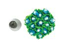 Silikomart 43.644.99.0001 Mini Flower Tube 04 - Stainless Steel Tips For Piping Bag 18 Mm