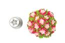 Silikomart 43.650.99.0001 Flower Tube 50 - Stainless Steel Tips For Piping Bag 25 Mm