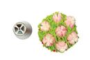 Silikomart 43.651.99.0001 Flower Tube 51 - Stainless Steel Tips For Piping Bag 25 Mm